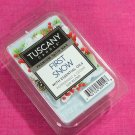 Tuscany Candle Wax Melt Cubes First Snow