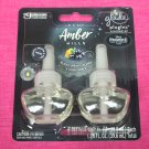 Glade Plug Ins Limited Edition Deep Amber Hills Scented Oil Refill