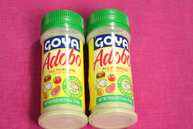 Goya Adobo All Purpose Seasoning with Cumin Con Comino 8oz
