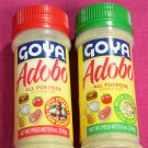 Goya Adobo All Purpose Seasoning Combo Pack 8oz