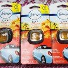 Febreze Car Vent Clips Hawaiian Aloha Scent