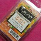 Tuscany Candle Wax Melt Cubes Orange Vanilla