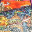 Reusable Shopping Bag Tex-Fest Artist Series Austin