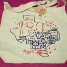Canvas Shopping Bag Adjustable Strap Reusable Machine Washable