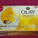 Olay Ultra Moisture Shea Butter Beauty Bar Pack of 6 Bars