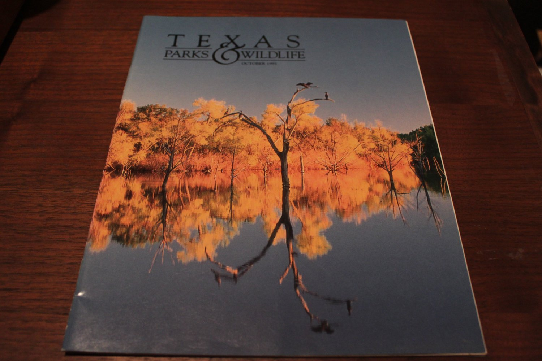 Texas Parks & Wildlife Magazine October 1991