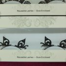 False Eyelashes Halloween Butterfly Wings Paper