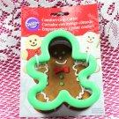 Wilton Christmas Cookie Cutter Gingerbread Man