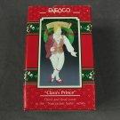 Vintage Enesco Clara's Prince Ornament