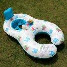 Swan Inflatable Swimming Ring Toddler Swimming Training Baby Swimming Ring Children's Pool Water Sea