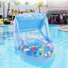 2020 Dinosaur Canoe Baby Boat Children's Inflatable Swimming Ring Swimming Pool Water Swimming Seat