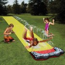 4.8M New Waterslide Children's Waterslide Summer Water Toy Outdoor Grass Water Spray Sheet Man Surfi