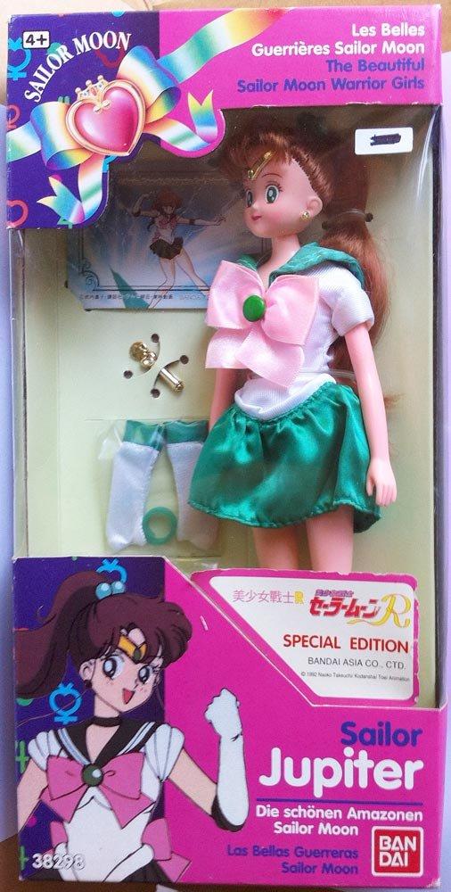 Sailor Moon R - Sailor Jupiter - Bandai