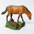 Natural Monuments of Japan - Wild Horse & Foal - Kaiyodo