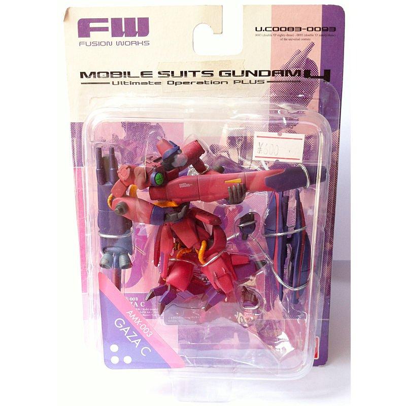 Fusion Works Gundam Ultimate Operation - AMX-003 Gaza C - Bandai