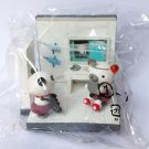 Panda-Z Mini Figure Collection 03 - Medical Bear During Examination - Megahouse