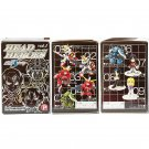 Gundam Seed Destiny Head Heroes Vol.1 - Complete Set of 9 + 1 Secret - Popy