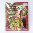 The Nightmare Before Christmas - Santa Jack Skellington Keychain - Tomy