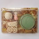 Miniature Antique Museum II - Pram Replica 2 - Takara Kaiyodo