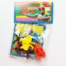 Kamen Rider Black keshigomu pack 1 by Popy