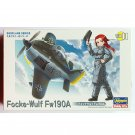 Focke-Wulf Fw190A from Egg Plane Series by Hasegawa