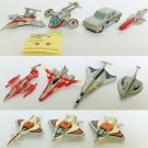 HG High Grade Ultraman Ultraseven Lot of 11 vehicles by Bandai