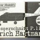 1/144 Messerschmitt P.1101 Erich Hartmann from Projekt Flieger + Master Modelers by Popy