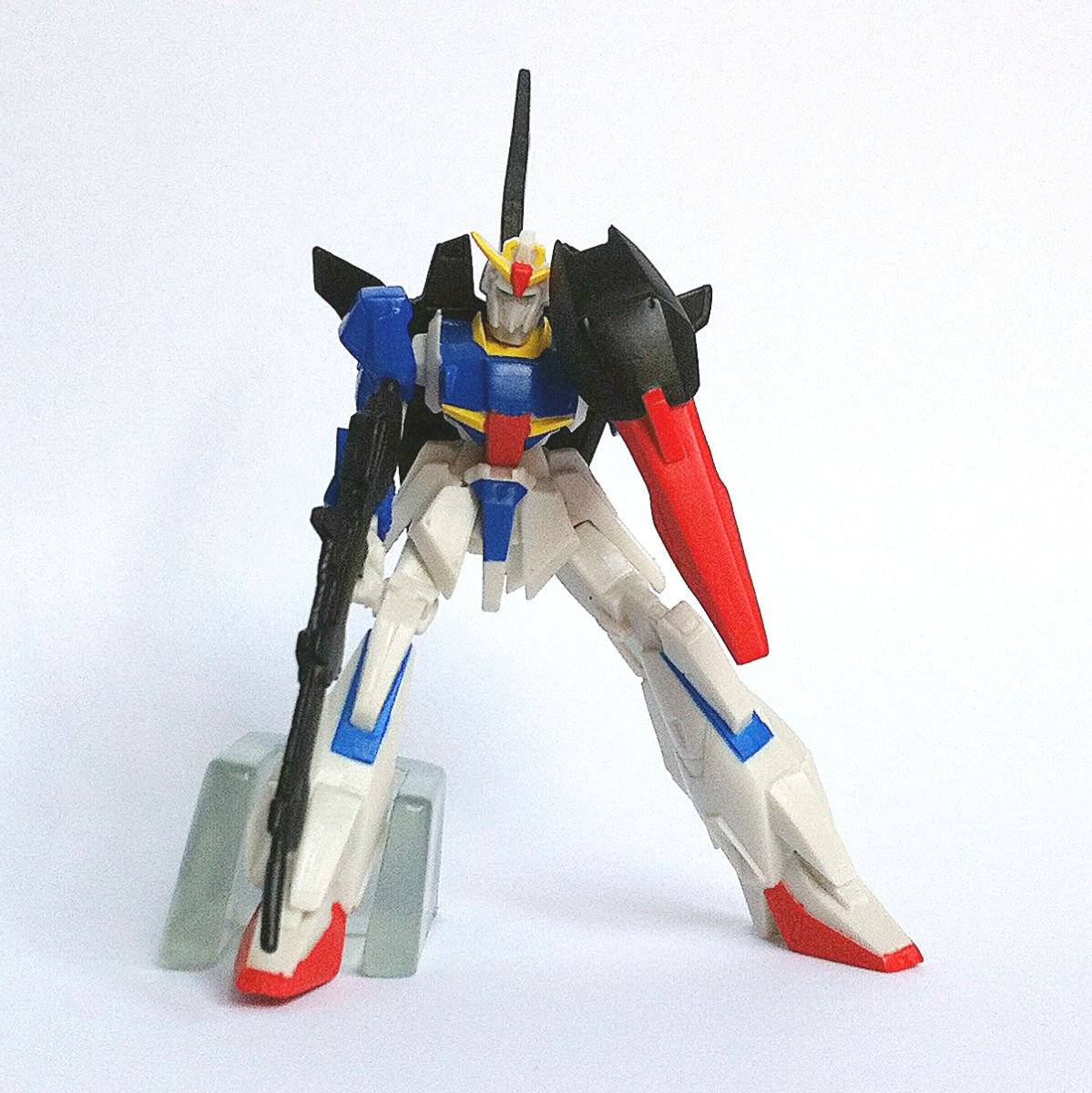 MSZ-006 Zeta Gundam from HG Gundam MS Selection by Bandai