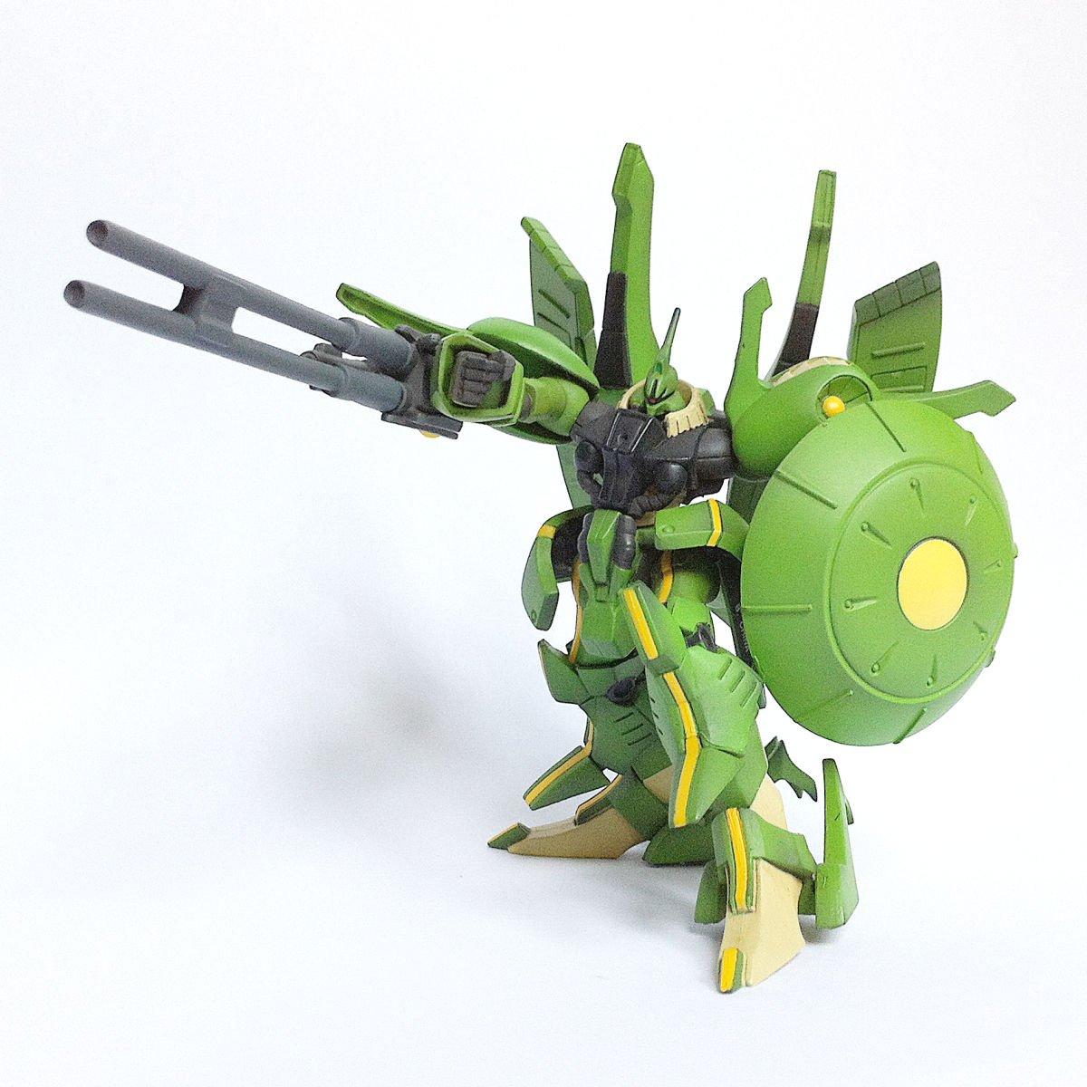 PMX-001 Palace Athene from HG Gundam MS Selection by Bandai