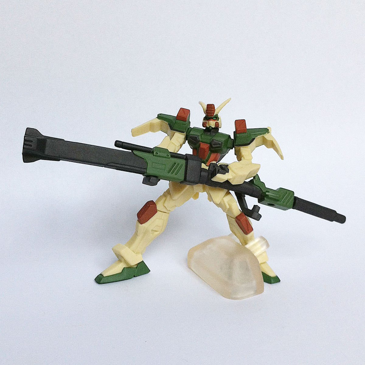 GAT-X103 Buster Gundam from HG Gundam MS Selection by Bandai