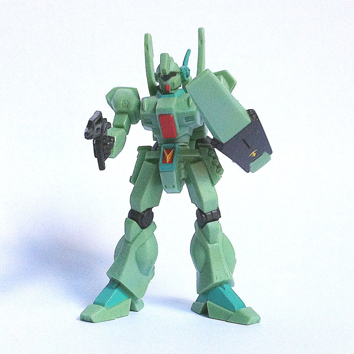 RGM-89 Jegan from HG Gundam MS Selection 24 by Bandai