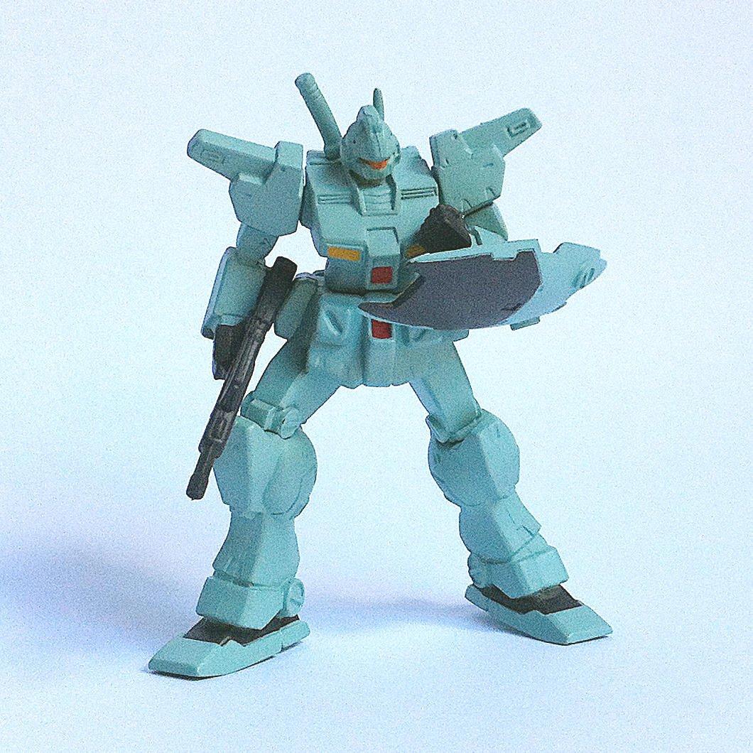 RGM-79N GM Custom from HG Gundam MS Selection 21 by Bandai