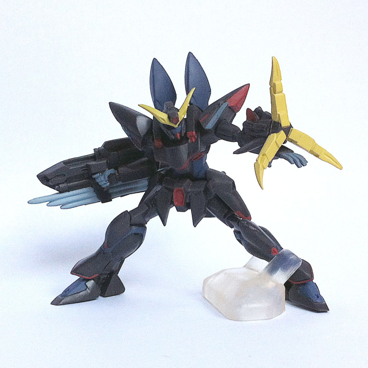 GAT-X207 Blitz Gundam from HG Gundam MS Selection by Bandai