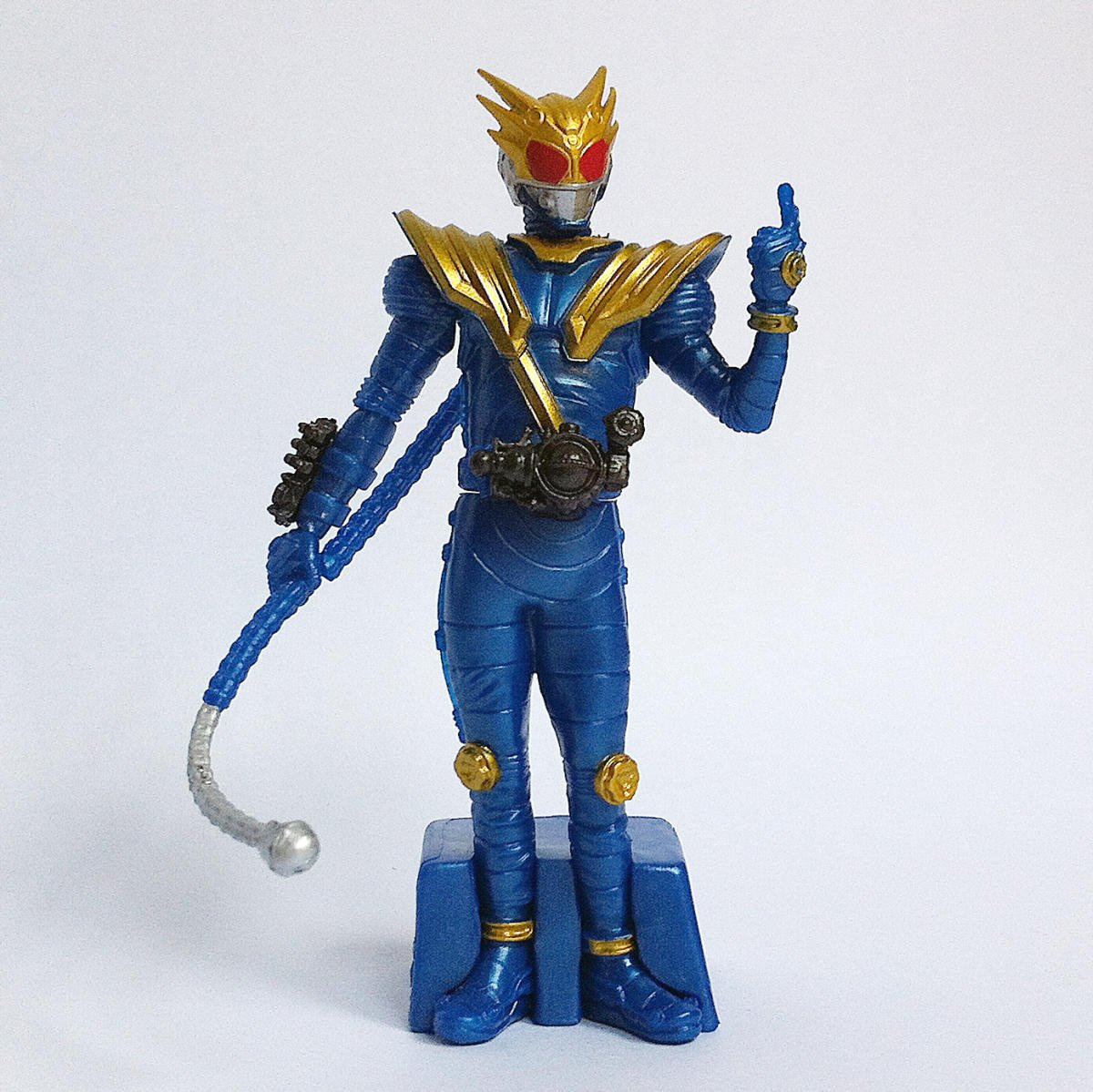 Kamen Rider Meteor Storm from HG Kamen Rider Fourze by Bandai