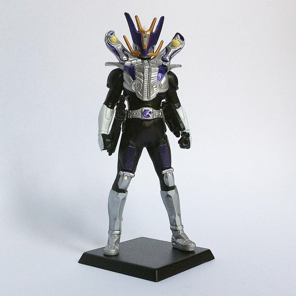 Kamen Rider Den�O Gun Form from HG CORE Kamen Rider by Bandai