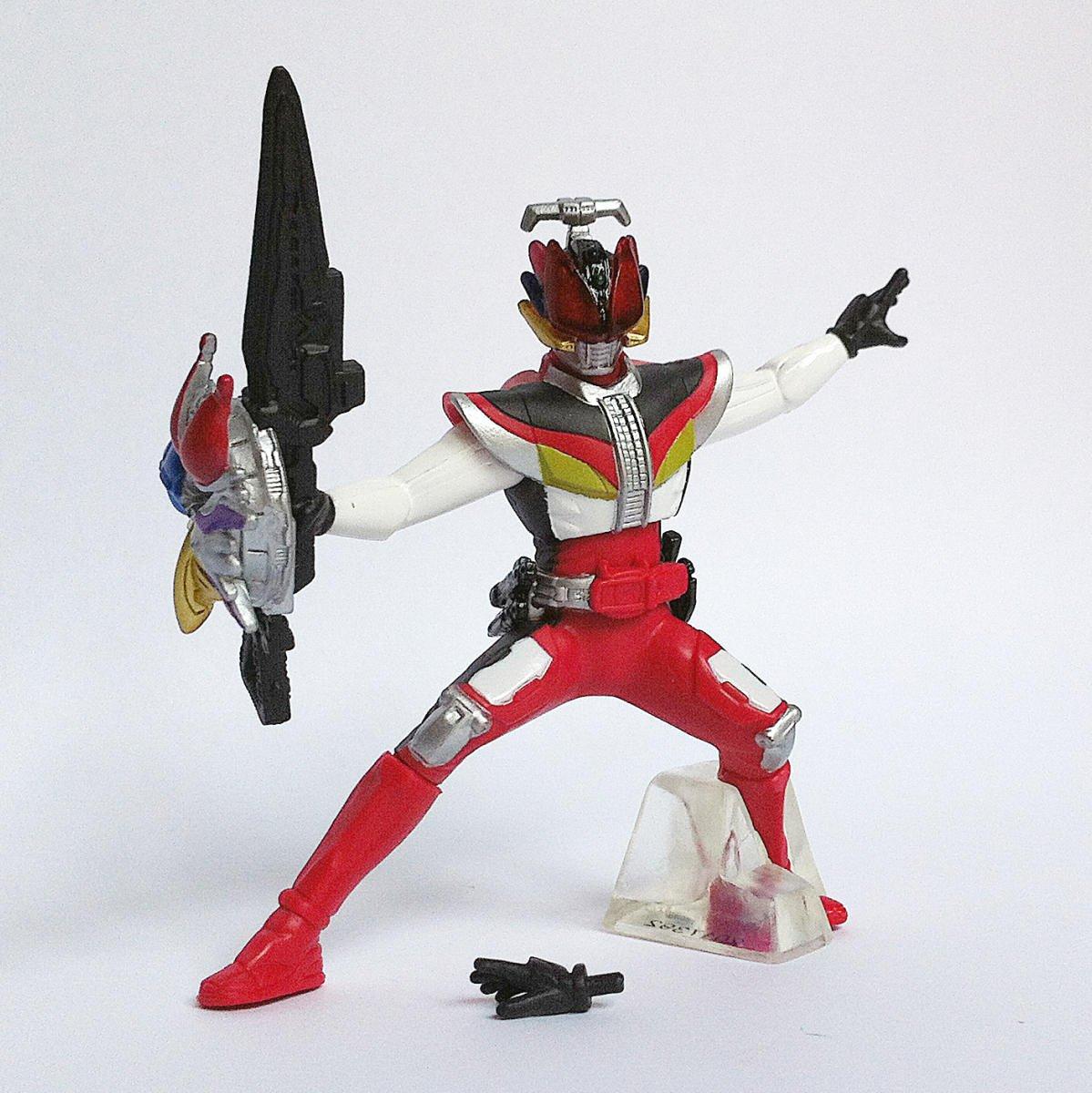 Kamen Rider Den�O Liner Form from HG CORE Kamen Rider by Bandai