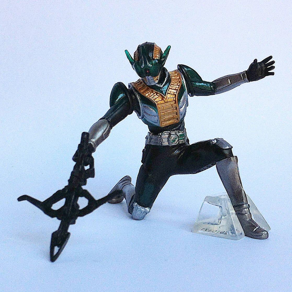Kamen Rider Zeronos from HG Kamen Rider Den�O by Bandai