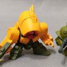 SD Gundam Full Color Gachapon Lot E Bandai