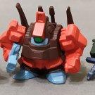 SD Gundam Full Color Gachapon Lot F Bandai