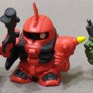 SD Gundam Full Color Gachapon Lot J Bandai