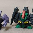 SD Gundam Full Color Gachapon Lot T Bandai