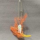 Nature Techi Color Seaside Creature 2 Sea Fans Coral Ball Chain Figure Ikimon