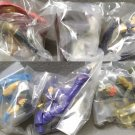 Fist of the North Star HG Series Full Color Gashapon Figure Complete Set Bandai