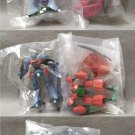Aura Battler Dunbine HG Series Full Color Gashapon EX Figures Lot Bandai
