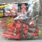 Tokusatsu Hero Collection Baron Edition SR Series Gachapon Figures Complete Set Yujin