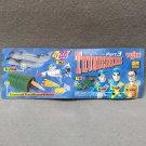 Thunderbirds Real Model Collection Part 3 SR Series Gachapon Figures Complete Set Yujin