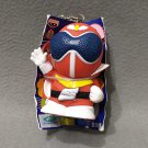 SD Himitsu Sentai Gorenger Aka Ranger Keyholder Figure Banpresto
