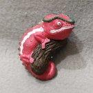 Panther Chameleon (Furcifer pardalis) Ankaramy Mascot Ball Chain Figure Qualia