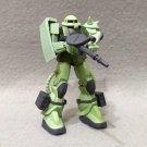 Mobile Suit Gundam MS-06F Zaku II MS Selection Gashapon Figure Bandai