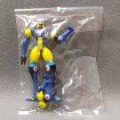 Magne-Robo Magnet Robo Gakeen SR Series Gachapon Figure Yujin